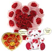 Traditional Passionate Affair Gift Set