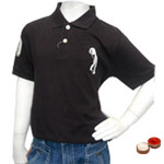 Kids Polo Neck T Shirt.(9 yrs to 14 yrs) with free Roli Tilak and Chawal.