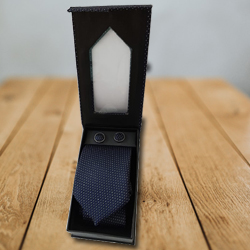Couture Set of Tie and Cufflink