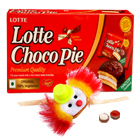 Delicious Choco Pie Box  with Sweet  free Kids Rakhi, Roli Tilak and Chawal