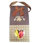 12 pcs Mouth-Watering Homemade Chocolates in a Bag