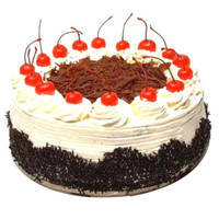 Chocolate Delight Black Forest Cake
