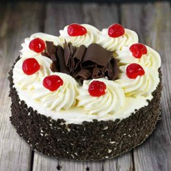 Finest Choice 2.2 Lbs Black Forest Cake from 3/4 Star Bakery