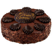 Sublime 2.2 Lbs Chocolate Cake from 3/4 Star Bakery