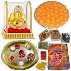 Resplendent Puja Items Gift Hamper