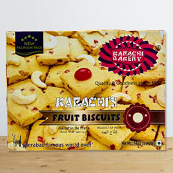 Divine Fruit Cookies by Karachi Bakery