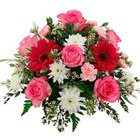 Assorted Flowers Bouquet to Marathahally