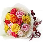 Elegant Always Closed to My Heart Roses Premium Bouquet
