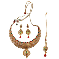 Lovely Combo Set of Earring Necklace N Magteeka