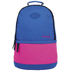 Mesmerizing Unisex Backpack from Fastrack in Blue and Pink Colour combination<br>