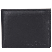 Embellished Dark Brown Coloured Gents Wallet Presented by Longhorn