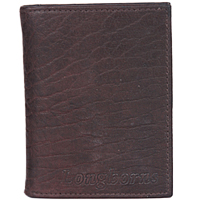 A Stylish Longhorn Brand Mens Wallet