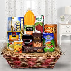 Hypnotic the Best of All Breakfast Gift Basket
