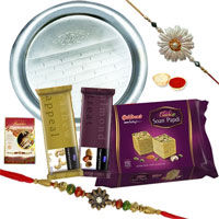 Beguiling Rakhi Assortment