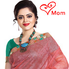 Fineness's Furor Pink Supernett Saree