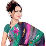 Wonderful Georgette Collection of Printed Saree Made by Suredeal