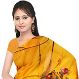 Beautiful Printed Saree from Suredeal Collection
