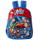 Designer Avengers Backpack in Blue and Red Color