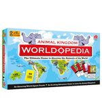 Auspicious Madzzle Worldopedia Animal Kingdom Presented by MadRat Games