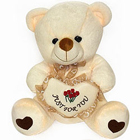 Mind Blowing Bear With Heart