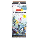 Ornate Camel Glass Painting Colours
