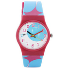 Charming Multicolored Kids Watch from Zoop to Park Road