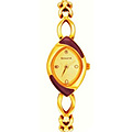 Marvelous Sonata Ladies Watch to Extn Iistage