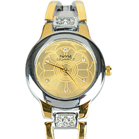 Innovative Present of Two Tone Ladies Wrist Watch