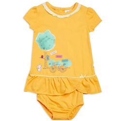 Cute and Comfy Baby Set by MiniKlub