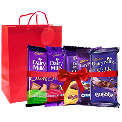 Memorable Cadbury Dairy Milk Savory Souvenir