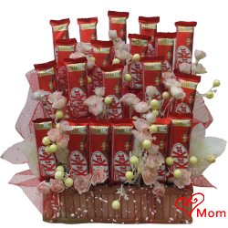Comforting Nestle Kitkat Gift Collection