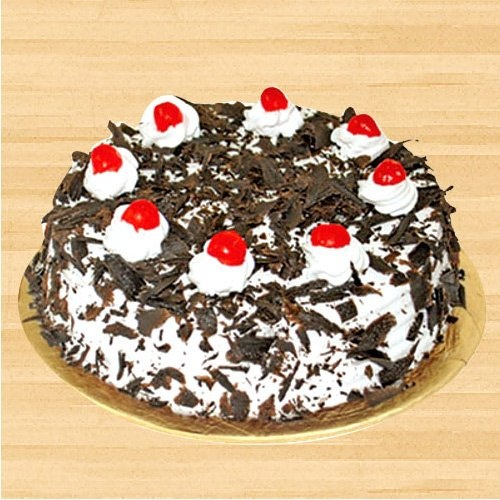 Fresh Baked Black Forest Cake 1 Lb