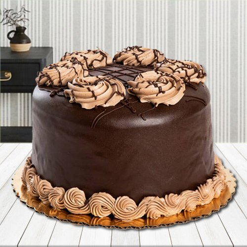 Captivating Chocolate Cake