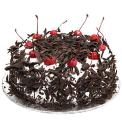 Palatable Pamper 1/2 Kg Eggless Black Forest Cake