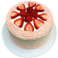 Send Online Fresh Fruit Cake
