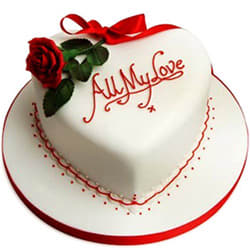 Buy All My Love Cake Online