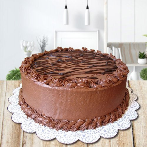 Sublime 2.2 Lb Chocolate Cake from 3/4 Star Bakery