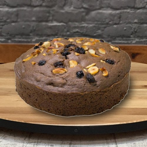 Book Eggless Baked Cake from 3/4 Star Bakery