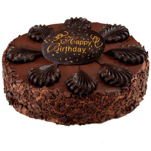 Send Online Chocolate Cake from 3/4 Star Bakery