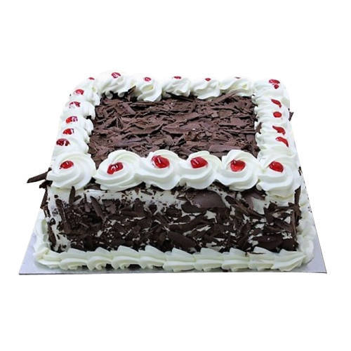Sumptuous Black Forest Cake