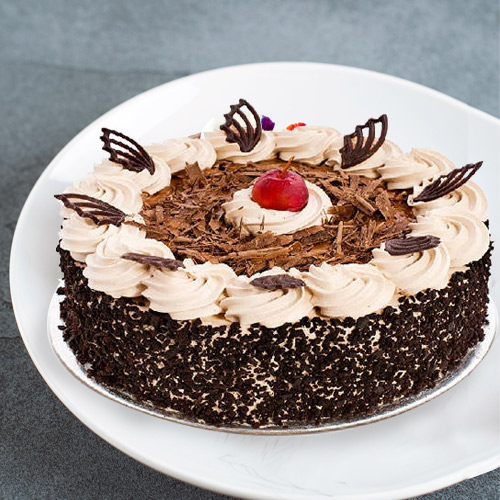 Enticing Black Forest Cake