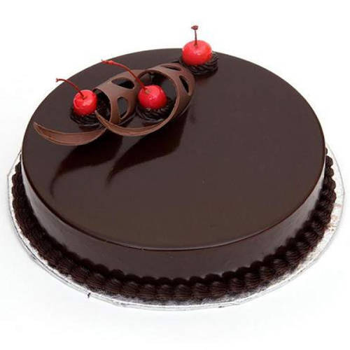 Gift Online Chocolate Eggless Cake