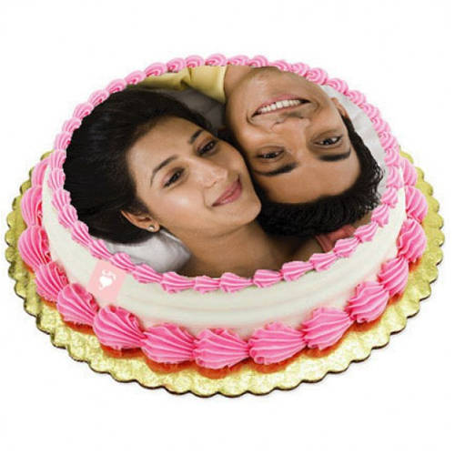 Buy Eggless Photo Cake Online