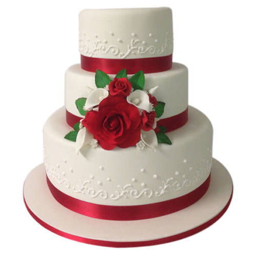 Shop Online 3 Tier Wedding Cake