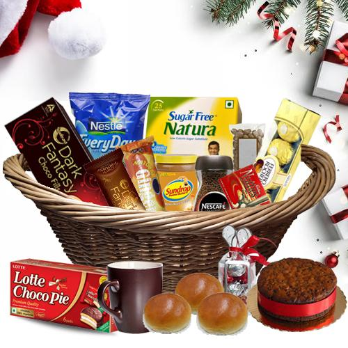 Festive Cheer Christmas Gift Hamper