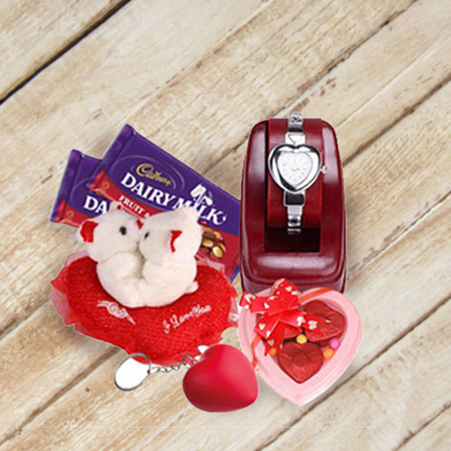 Dashing Love Gift Crate