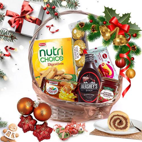 Adorable Gourmet Gift Basket