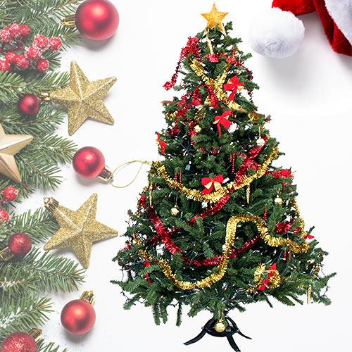 Christmas Gift of Nicely Wrapped Art.Christmas Tree 3 Ft Tree with loads of exquisite X-mas hangings, ribbon and decorations. It is foldable and re-usable tree which can be used X-mas and after X-mas.