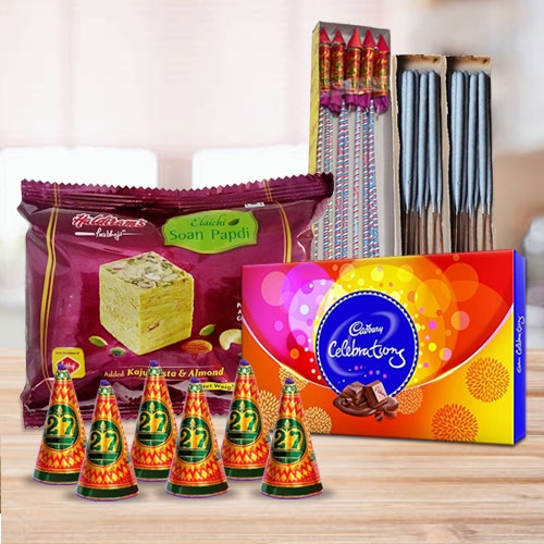 Magnificent Diwali Gift Hamper