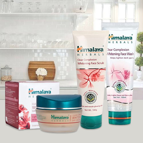 Wonderful Assemble of Himalayas Complexion Care Combo Gift Set